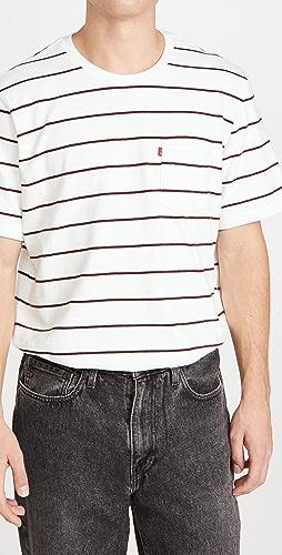 Levi's Red Tab - Short Sleeve Sunset Pocket T-Shirt