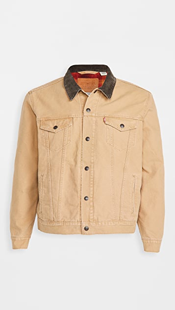 Levi's Red Tab Lined Trucker Jacket