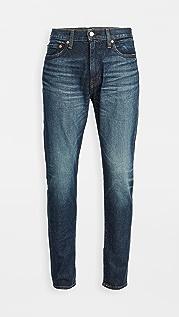 Levi's Red Tab 512 Slim Taper Red Juice Levis® Flex Jeans