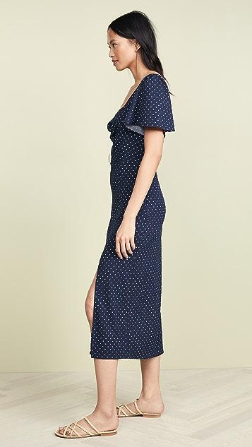 leRumi Audrey Midi Dress