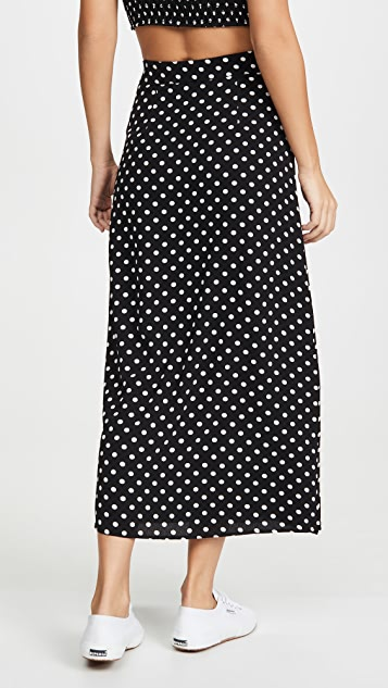 leRumi Hadley Midi Skirt
