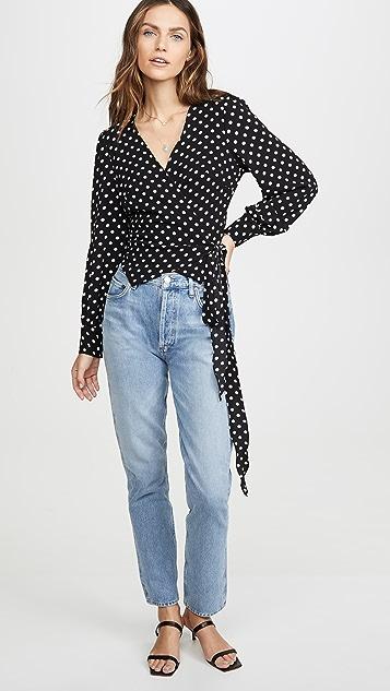 leRumi Hadley 女式衬衫