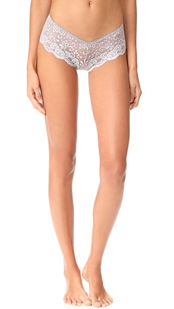 Les Coquines Evi Lace Cheeky Panties