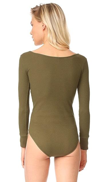 Les Girls, Les Boys Long Sleeve Bodysuit