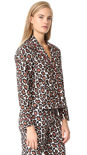 Les Girls, Les Boys Pajama Top