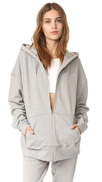 Les Girls, Les Boys Zip Up Hoodie