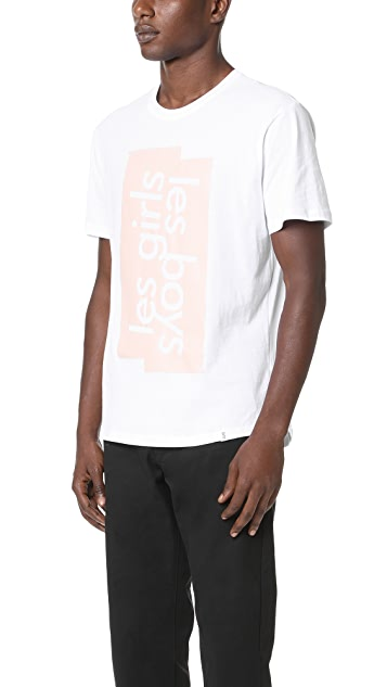 Les Girls, Les Boys Graphic Tee