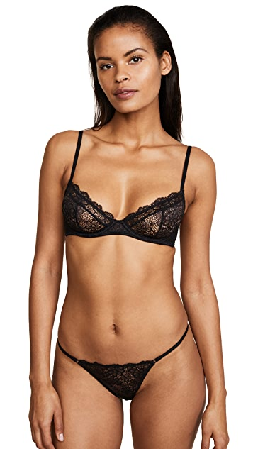 Les Girls, Les Boys Daisy Lace Underwire Bra