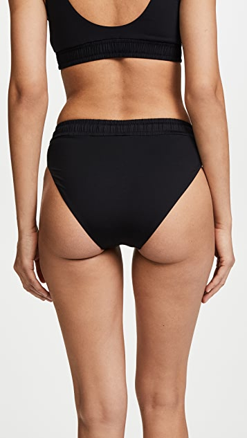 Les Girls, Les Boys Track Brief Bikini Bottoms