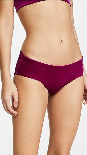 Les Girls, Les Boys Velvet Bikini Bottoms