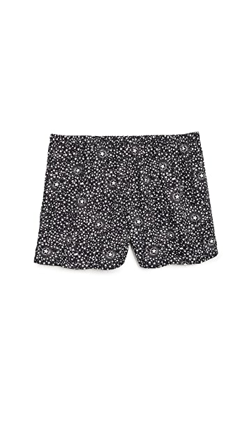 Les Girls Les Boys Woven Cotton Boxers