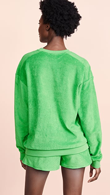 Les Girls Les Boys Terry Sweatshirt