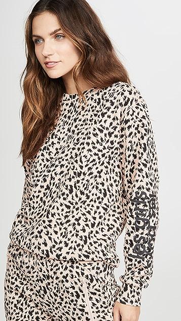 Les Girls Les Boys Brushbacks Sweatshirt