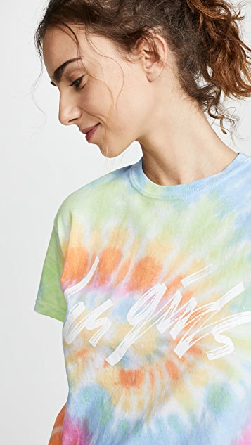 Les Girls, Les Boys Psychedelic Tee
