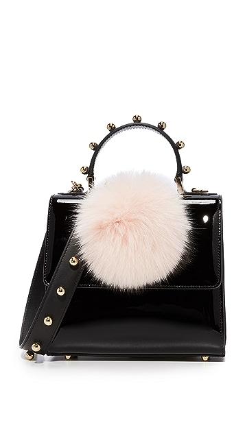 les petits joueurs Mini Alex Bunny Spheres Bag
