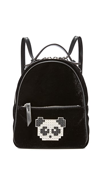 Les Petits Joueurs Baby Mick backpack 3HQr9mszWY