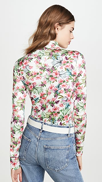 LES REVERIES Tropical Top