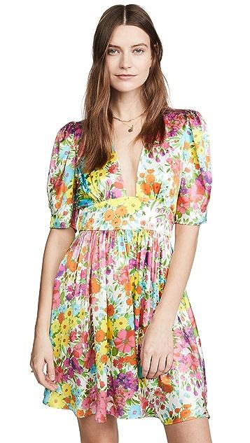 LES REVERIES Gigi Mini Dress