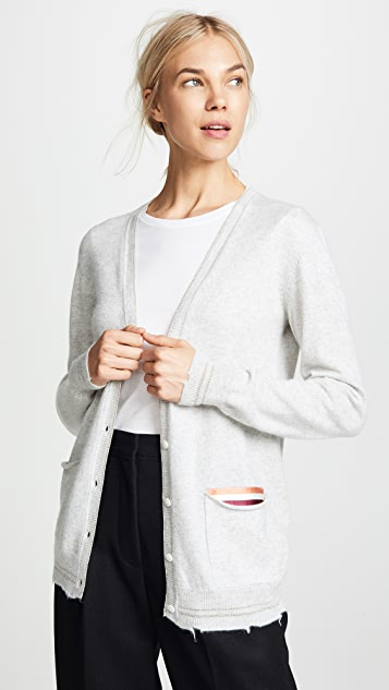 Le Superbe The BF's Cashmere Cardigan