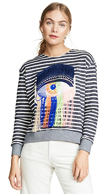 Le Superbe Eye C U Sweatshirt