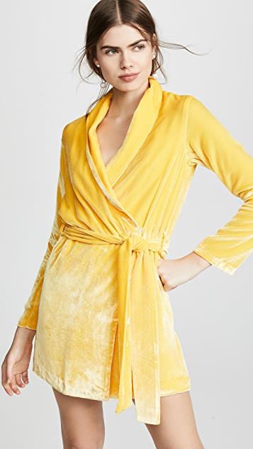 Le Superbe Nomad Mini Robe Dress