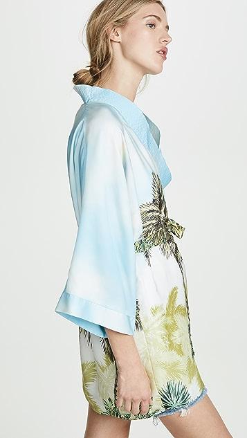 Le Superbe Кимоно Madame Wong