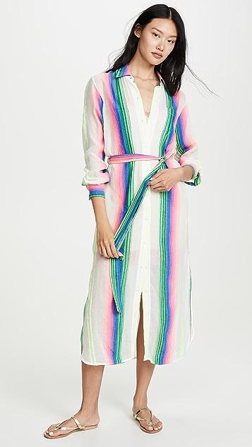 Le Superbe Платье Girlfriend с комбинацией