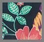 контрастный цветочный рисунок Raj Goa