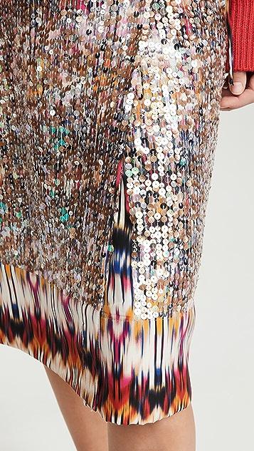 Le Superbe Goa Shine 裹身半身裙
