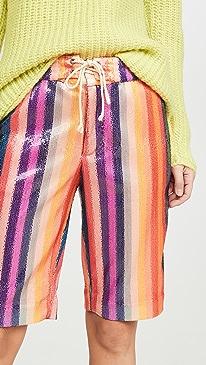 Epic Stripe Shorts