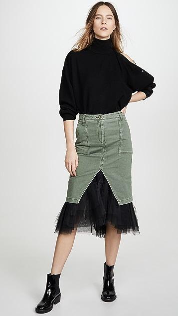 Le Superbe Ms. Benjamin Skirt