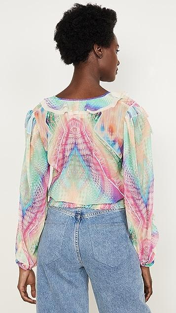 Le Superbe Good Vibrations 女式衬衫