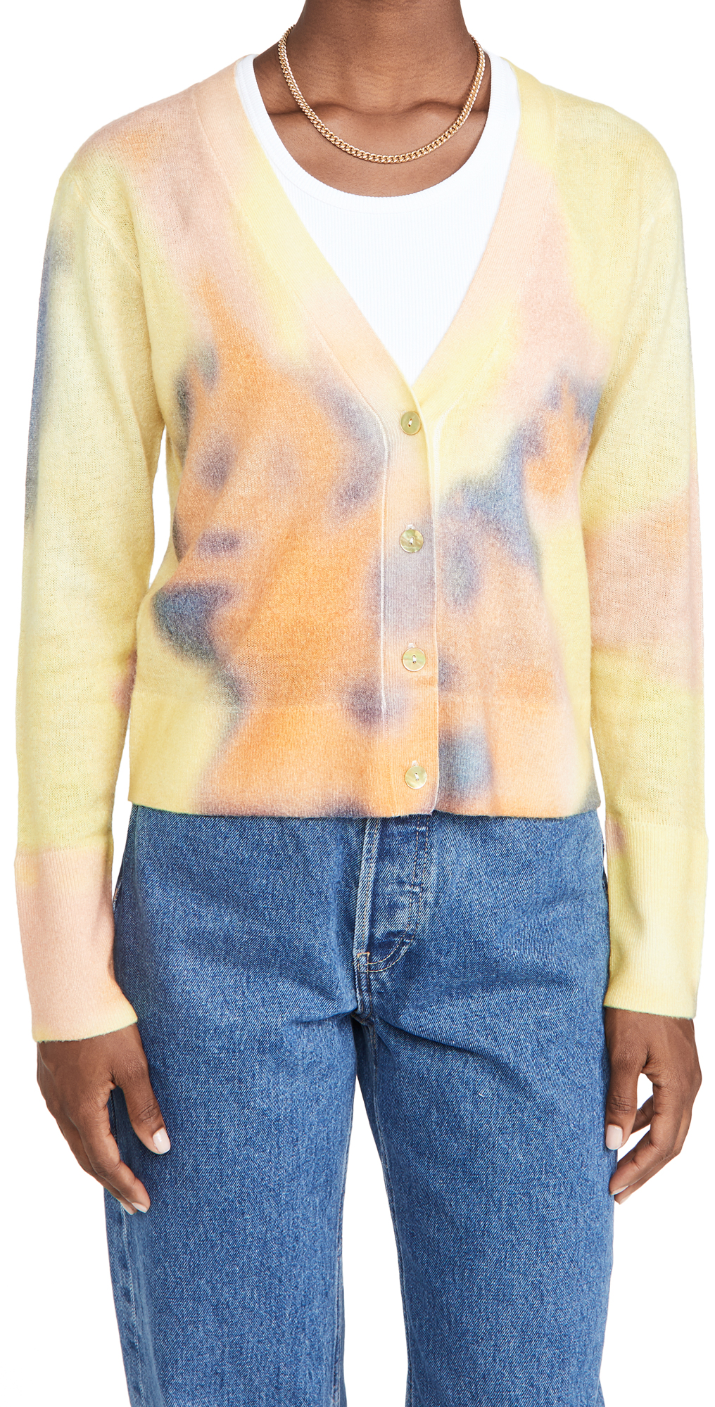 Le Superbe Sunrise Cropped Cardi