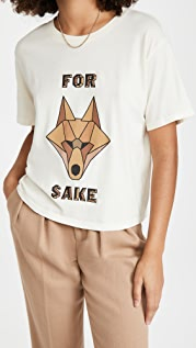 Le Superbe For Fox Sake Tee
