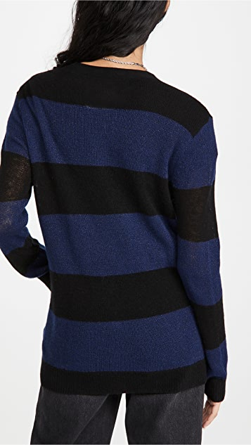 Le Superbe 黑天鹅系扣衫