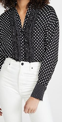 Le Superbe - Forget Me Dot Tux Shirt