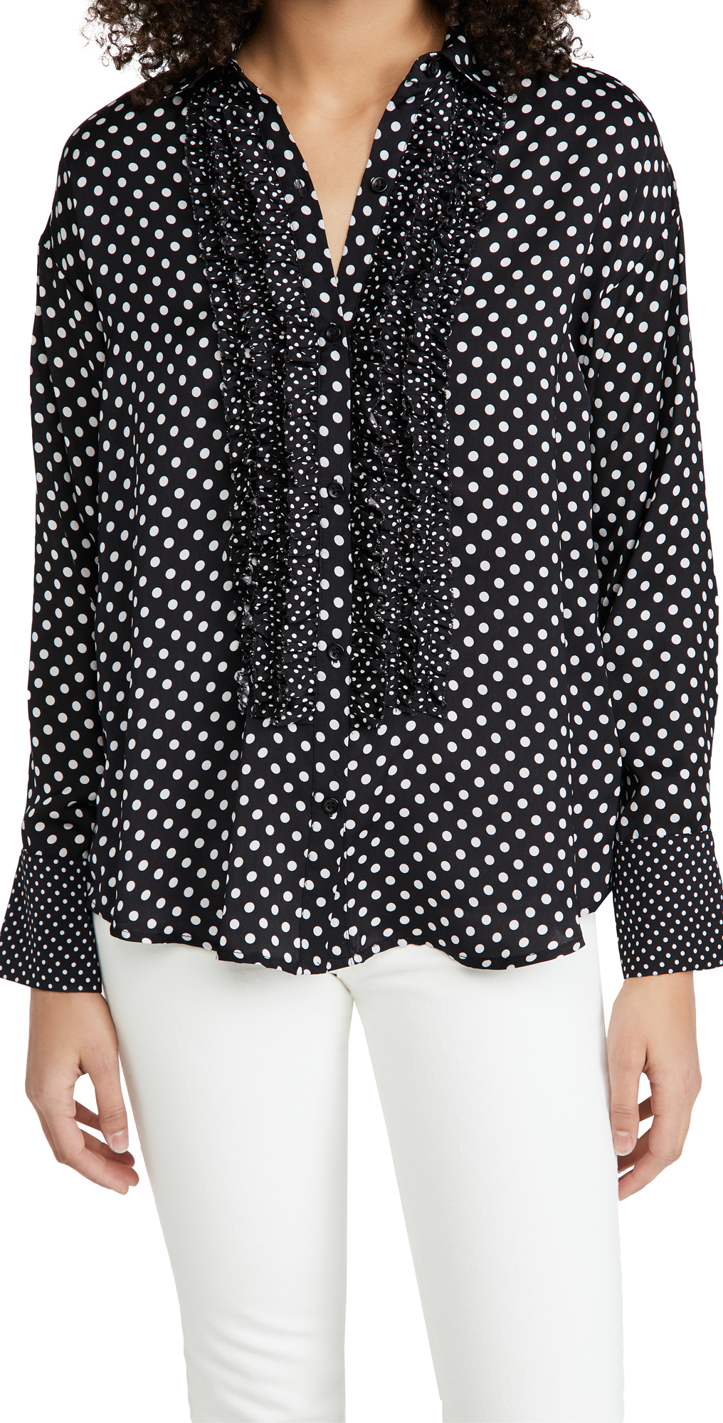 Le Superbe Forget Me Dot Tux Shirt