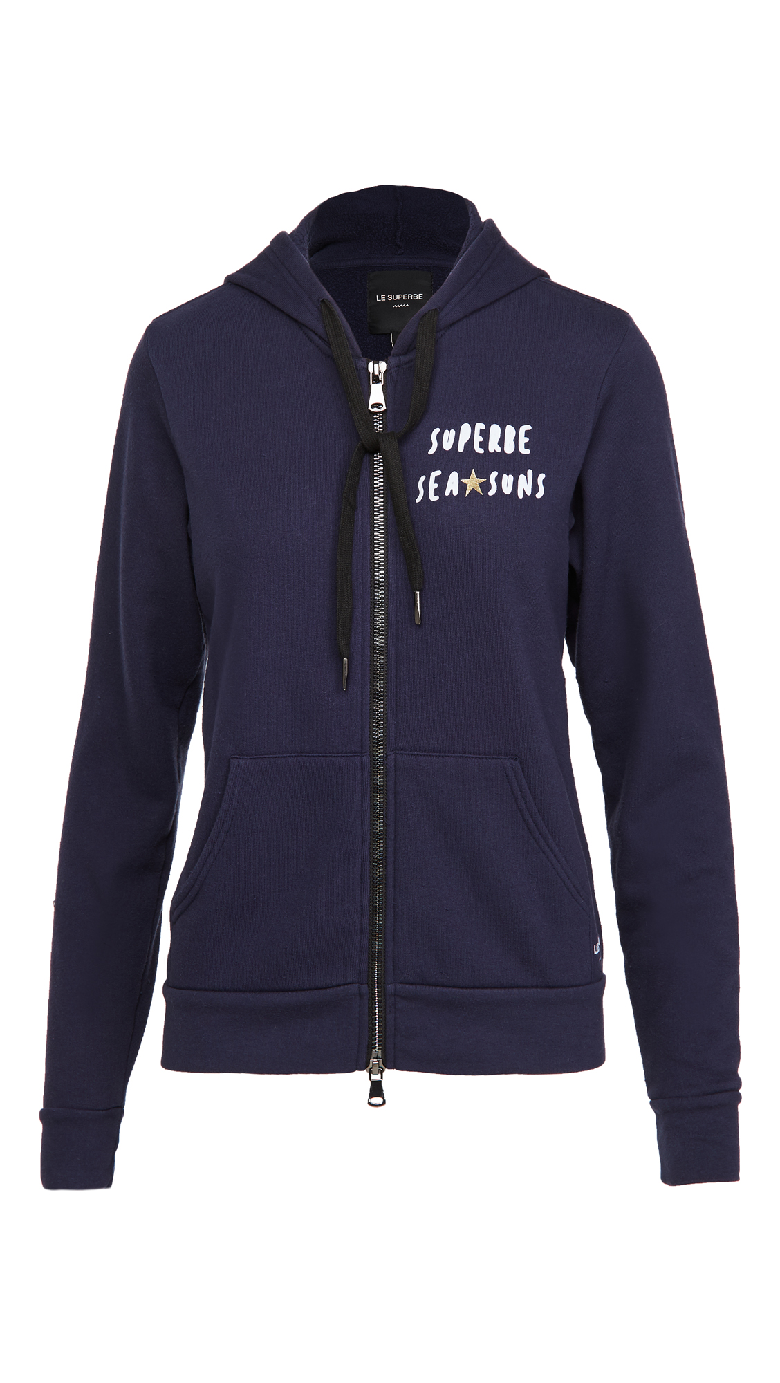 Le Superbe Happy Everything Hoodie