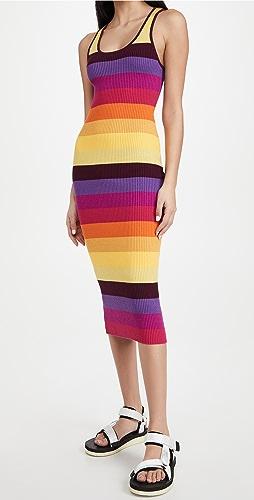 Le Superbe - Prismatic Ribbed Dress
