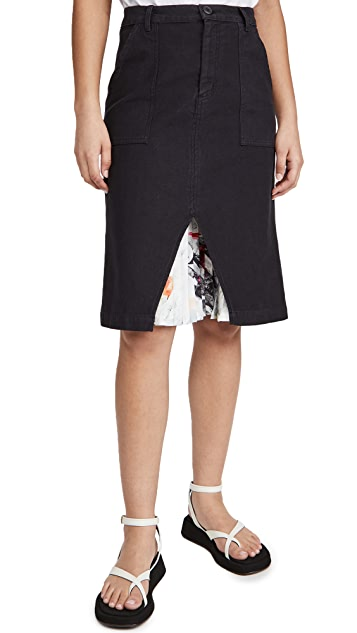 Le Superbe Undercover Pleats Skirt