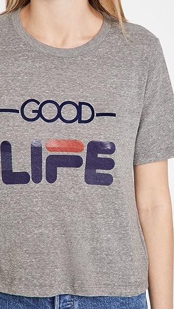 Le Superbe Good Life Champion Tee