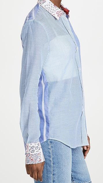 Le Superbe Getting Vertical Ex BF 衬衫