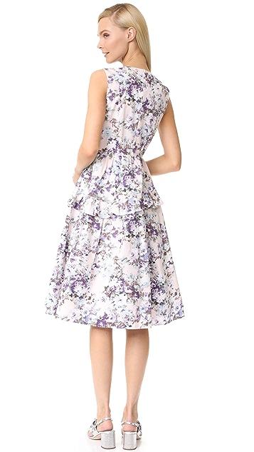 Leur Logette Vintage Flower Dress