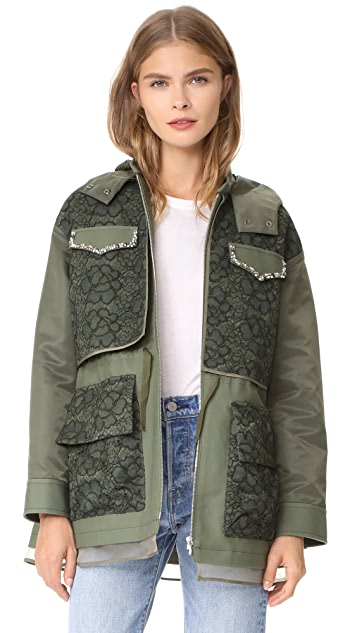 Leur Logette Military Jacket