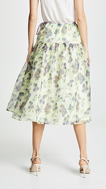 Leur Logette Antique Flower Skirt