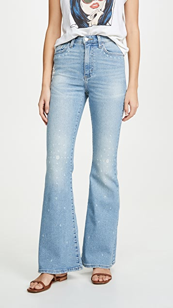 best place large discount hot products Flare Jeans