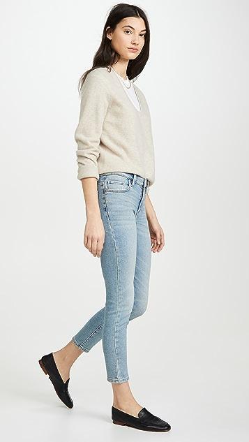 Lee Vintage Modern 中腰及踝紧身牛仔裤