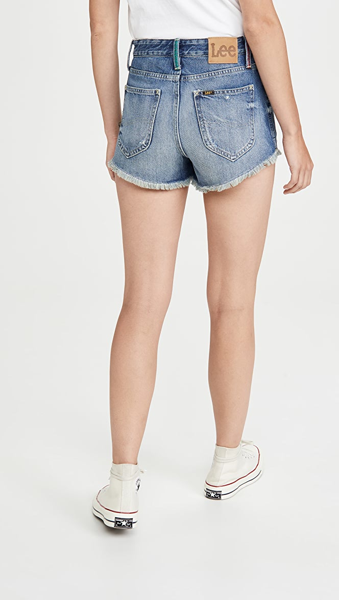 Authentic Lee Denim Cut off Shorts