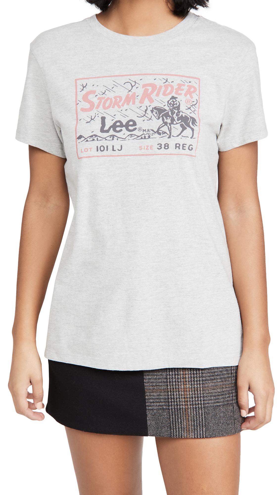 Lee Vintage Modern Storm Rider Tee