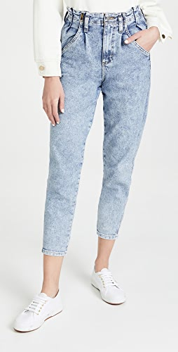 Lee Vintage Modern - Lady Lee Tapered Paper Bag Waist Jeans
